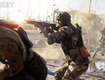Battlefield 5's Battle Royale-mode lanceres i foråret 2019