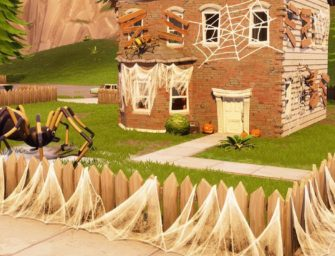 Epic Games teaser Halloween-event i Fortnite