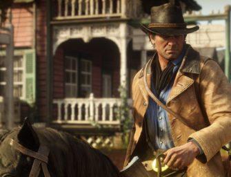 Map til Red Dead Redemption 2 er blevet leaked