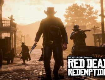 Rockstar udsender officiel Red Dead Redemption 2-trailer